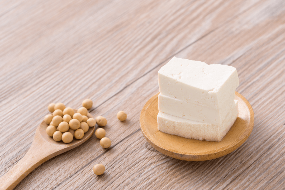 Use of soy for human consumption